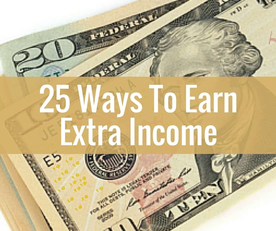 How to Side Hustle: 25 ways to Earn Extra Income