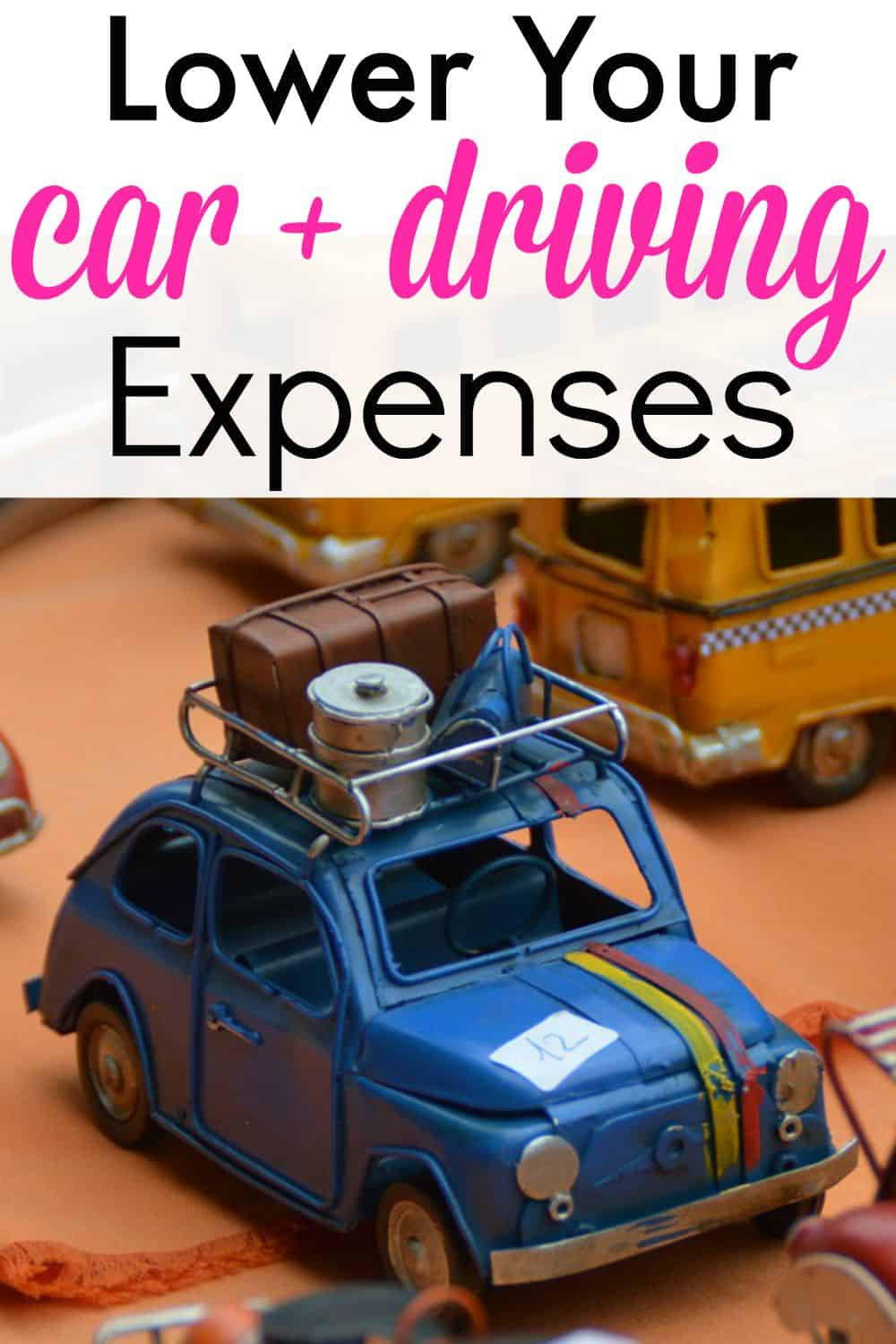 How To Lower Your Car Expenses