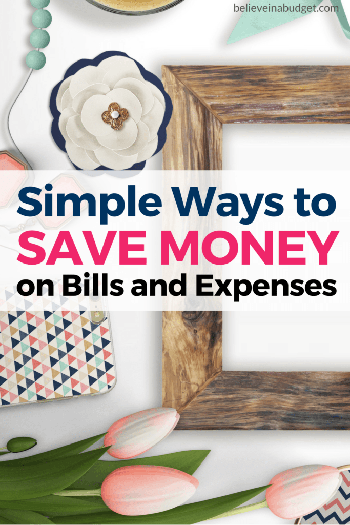 If you are trying to get out of debt, save money, pay off student loans, or lower your expenses, here are a few tips to help you save money on your bills ASAP.