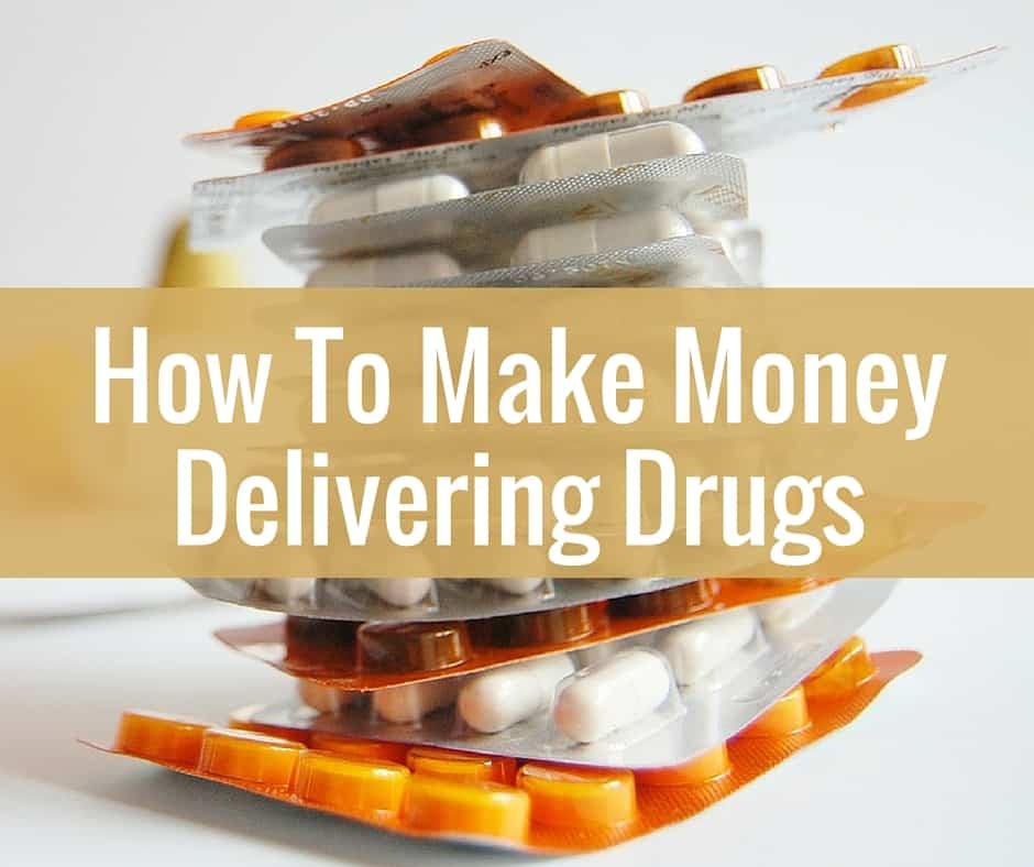 Side Hustle True Story: I Delivered Drugs