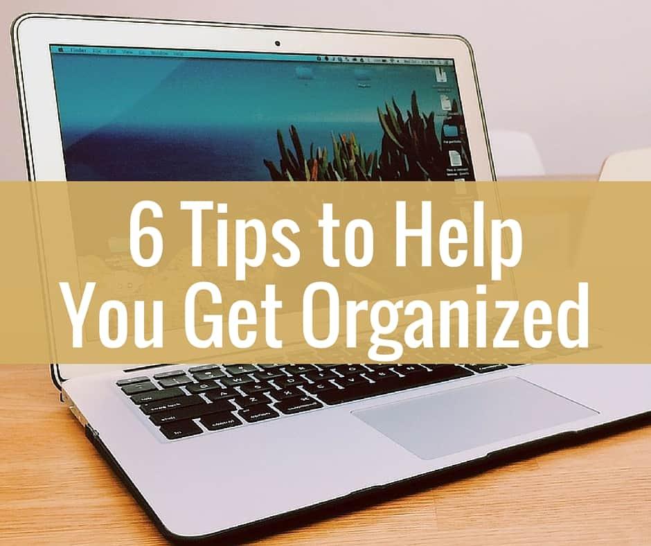 Being Organized Saves Money
