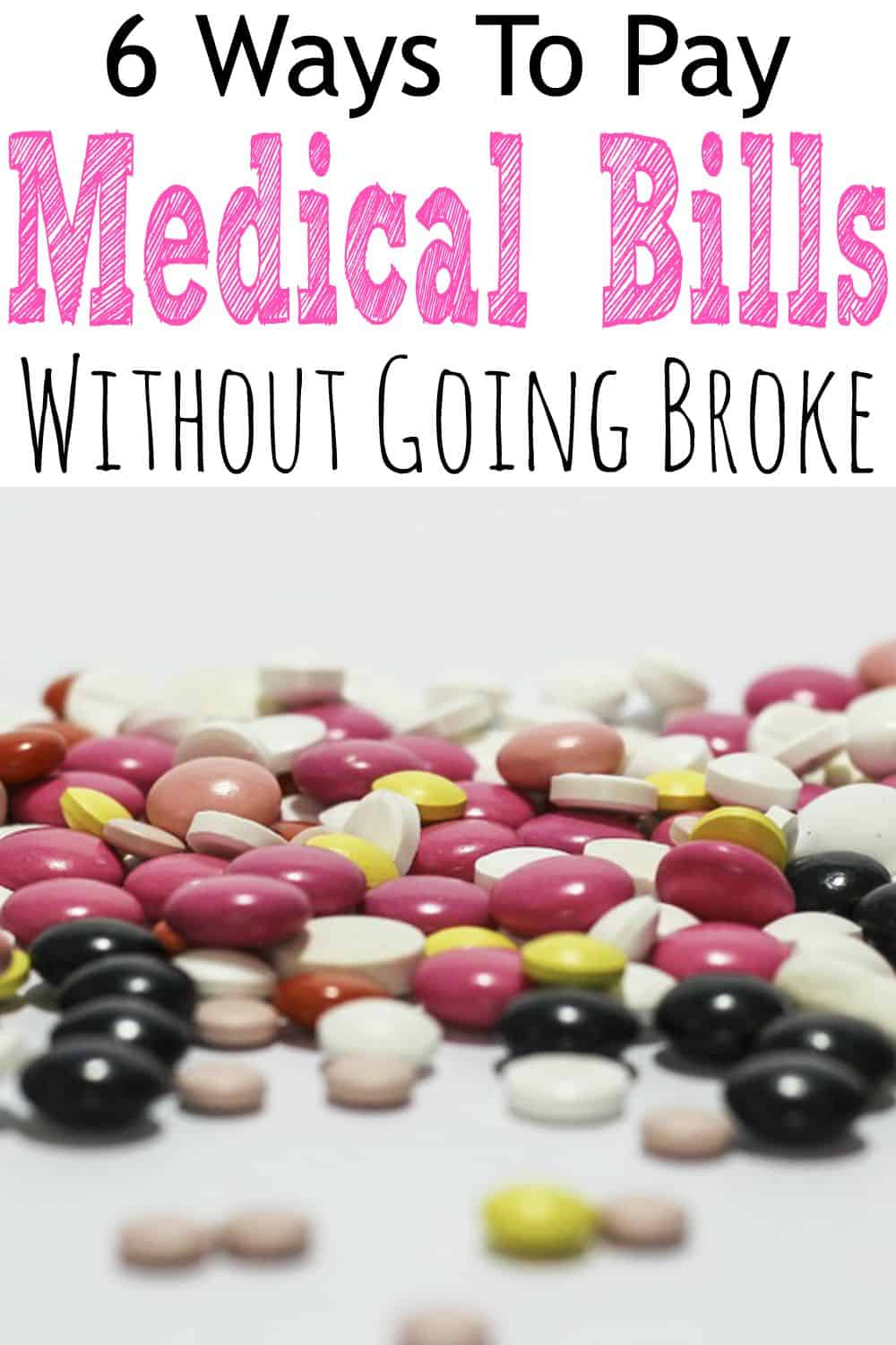 how to pay medical bills