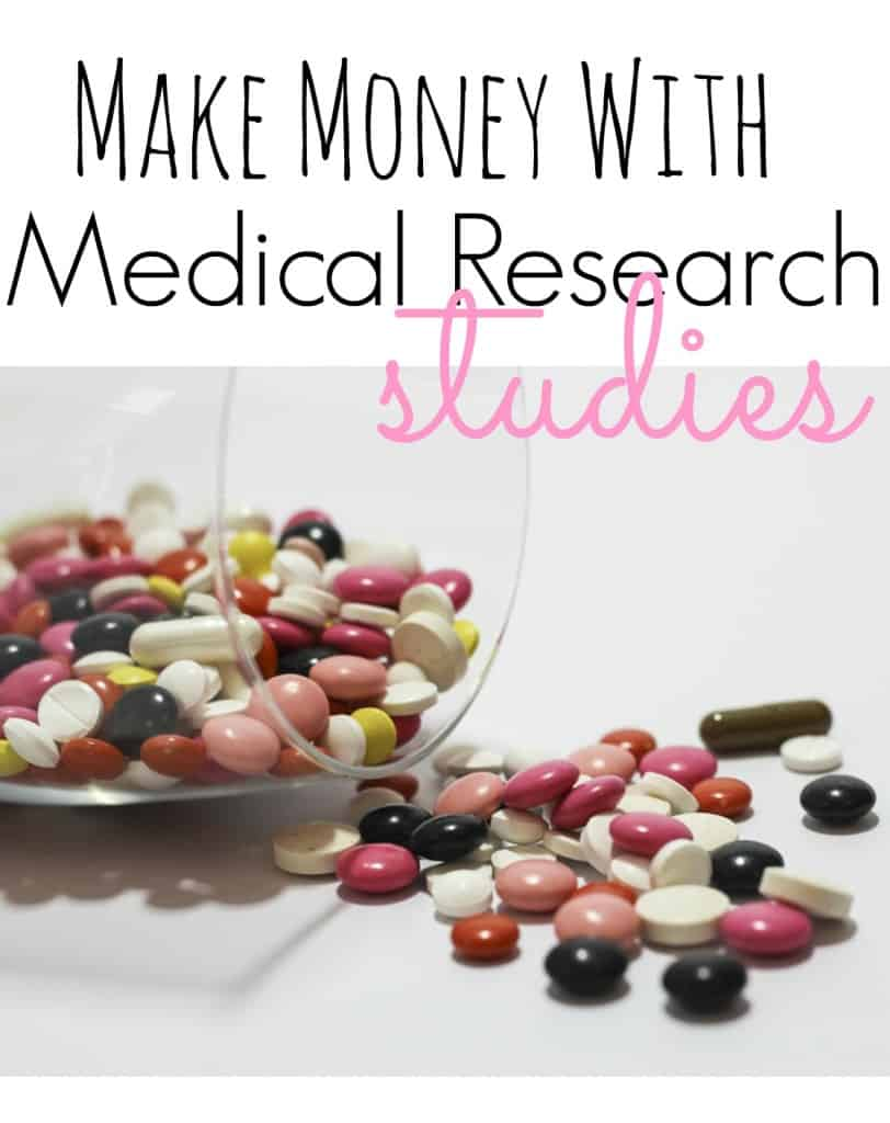 I participated in a medical research study!