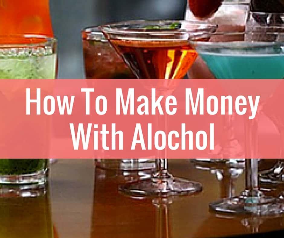 Side Hustle True Story: I Poured Alcohol