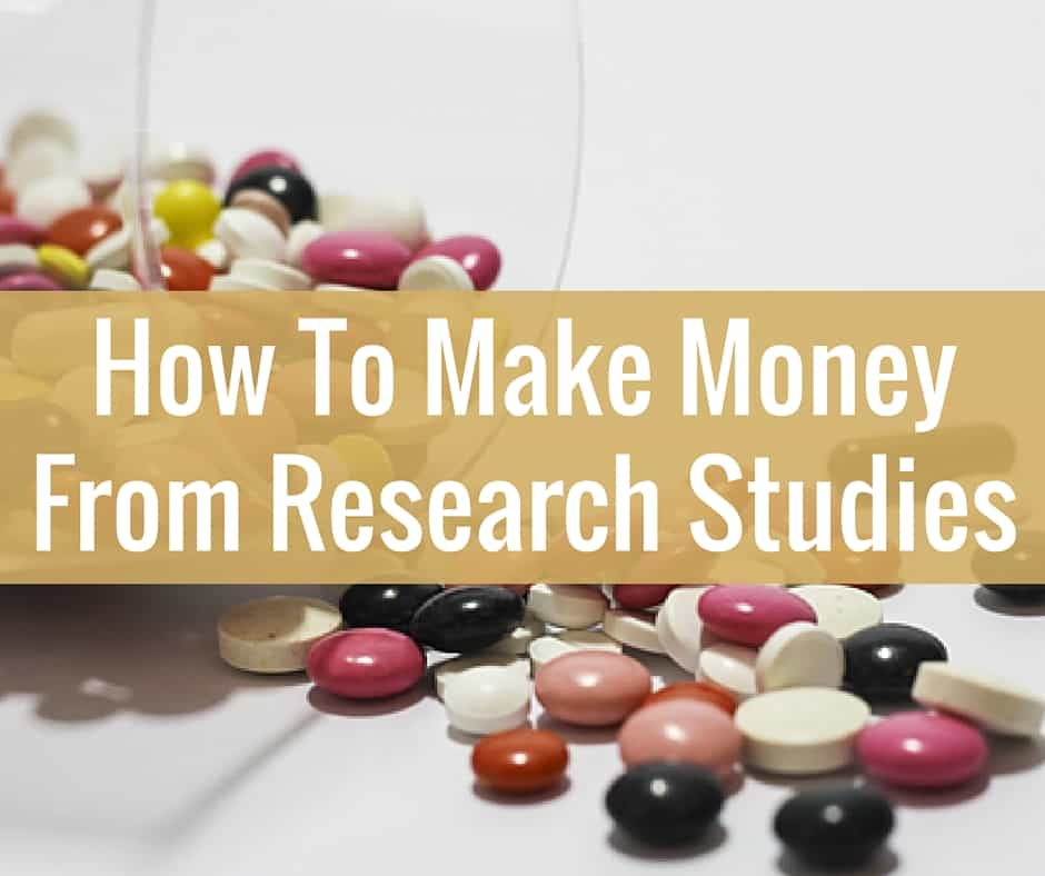 Side Hustle True Story: I Was In A Medical Research Study