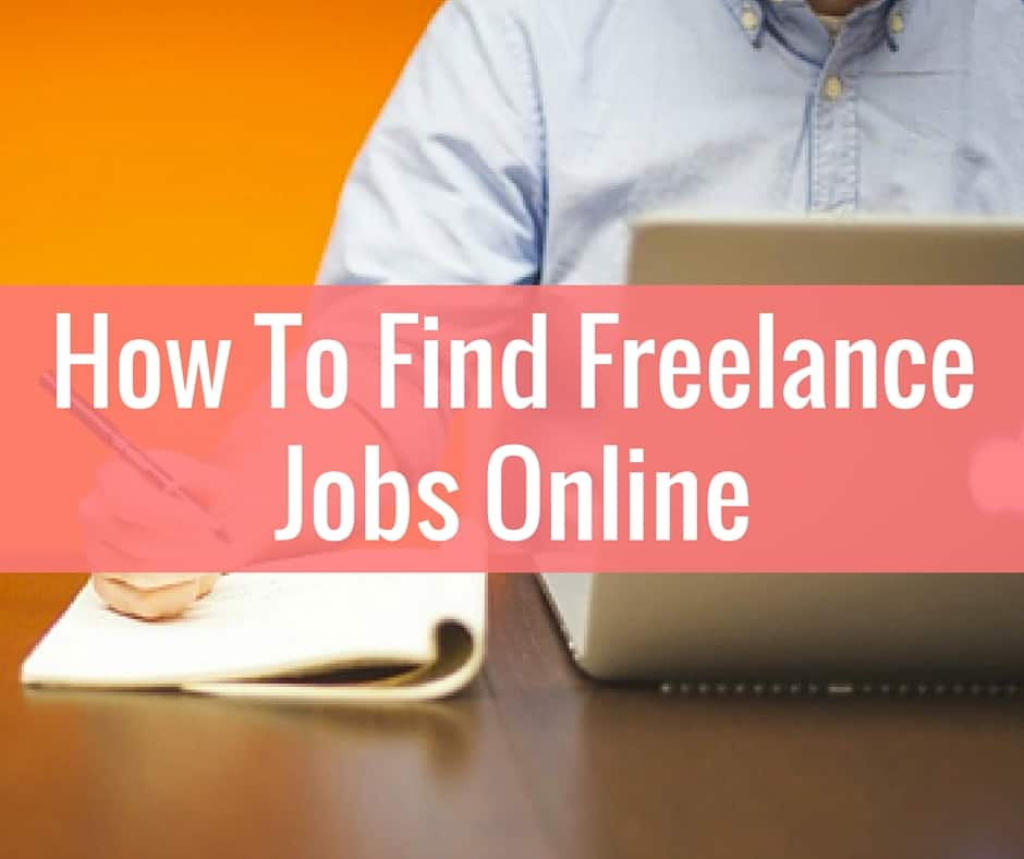 Where To Find Jobs Online - Believe In A Budget