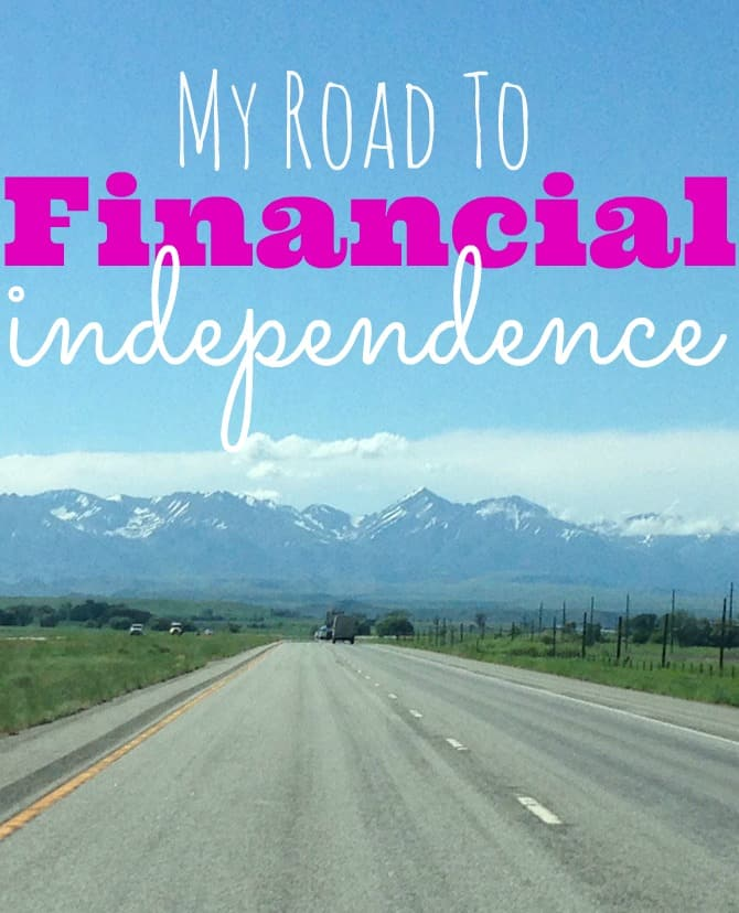 My Road To Financial Independence Believe In A Budget