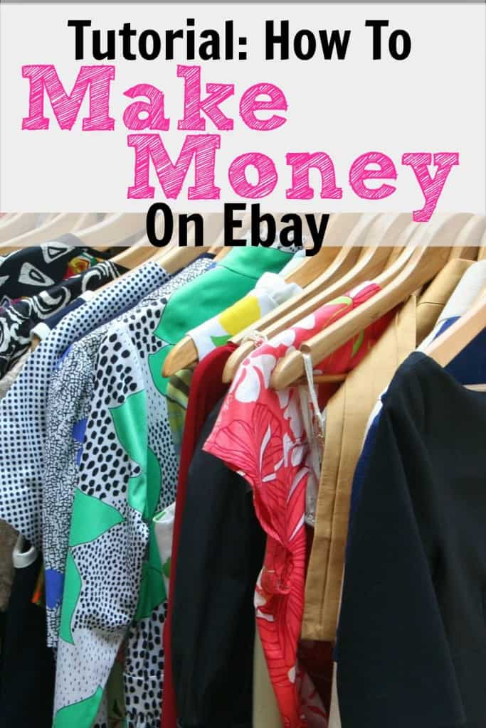 One of the easiest ways to make money is to sell your stuff! This tutorial teaches you everything you need to know about how to sell your stuff on Ebay.