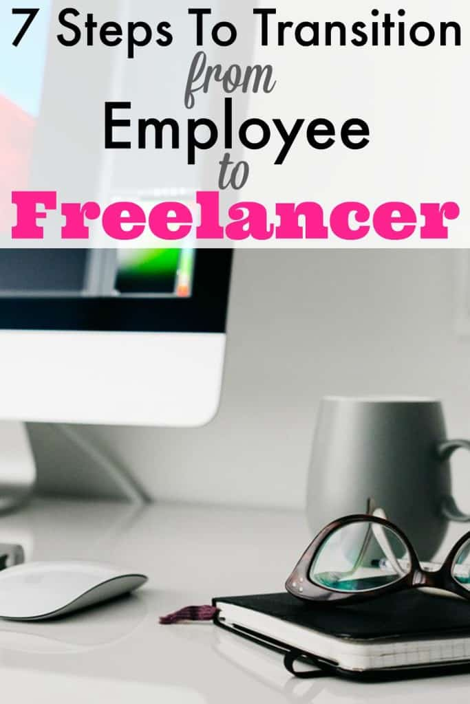 How To Transition From Employee To Freelancer