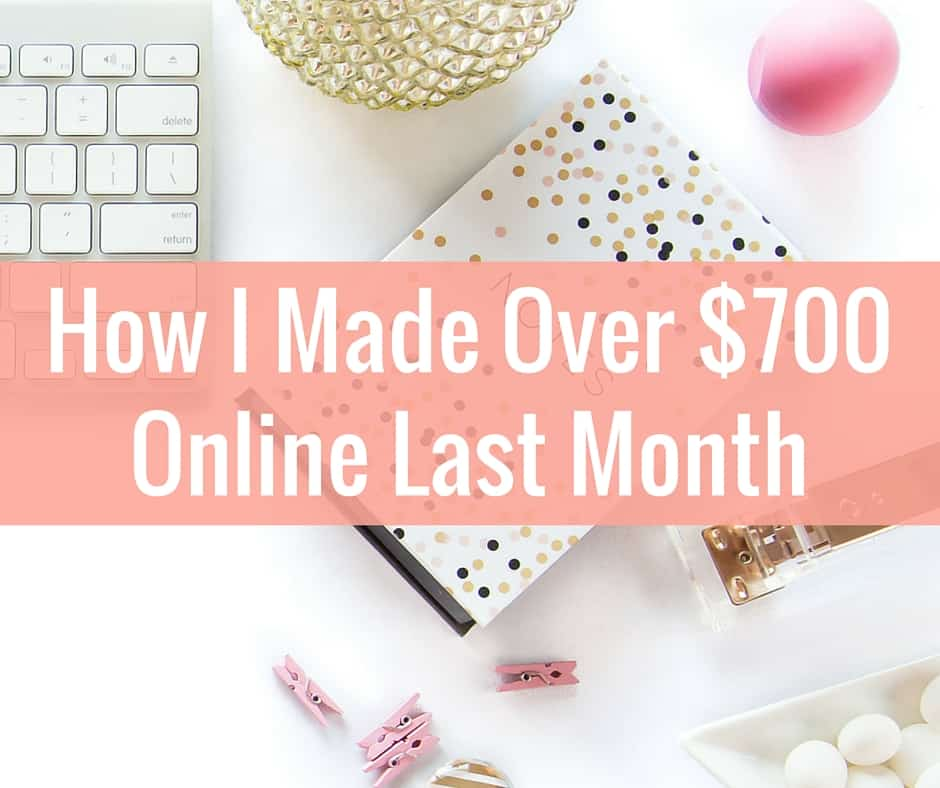 Every month I share my online income report. Here are the results from August!