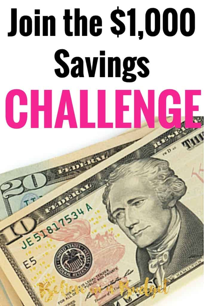Just think what you could do if you managed to save $1,000 in 1 month! Here are 6 crazy, helpful tips to save money.