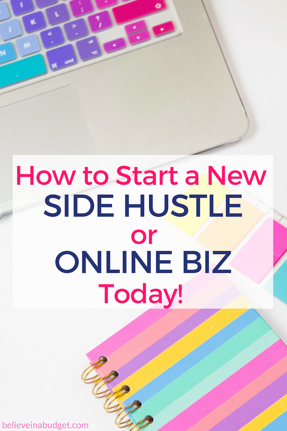 Learn how to side hustle if you want to make extra money, get out of debt or start saving money!