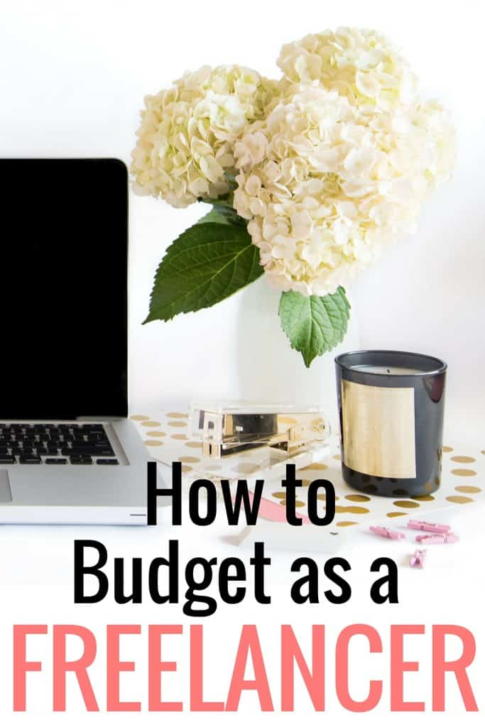 Irregular income can be hard to budget. Here are 5 tips to budget as a freelancer.
