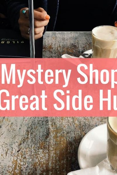 One of the easiest ways to make money is frmo mystery shopping. I have been a mystery shopper for years. This is why you need to get started!