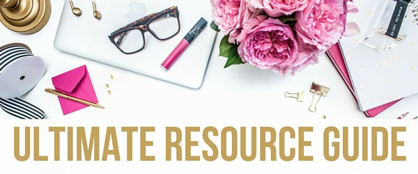Ultimate Resource Guide