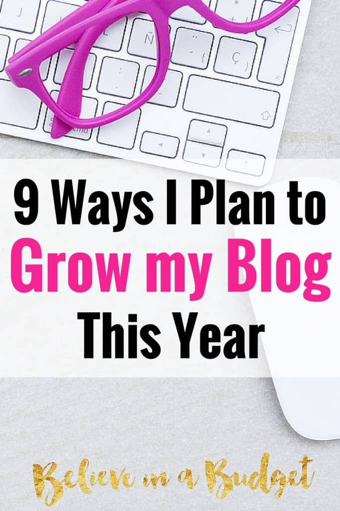 If you are a freelancer or blogger, here are 9 ways to grow your blog or business this year.