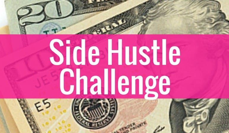 Side Hustle Challenge