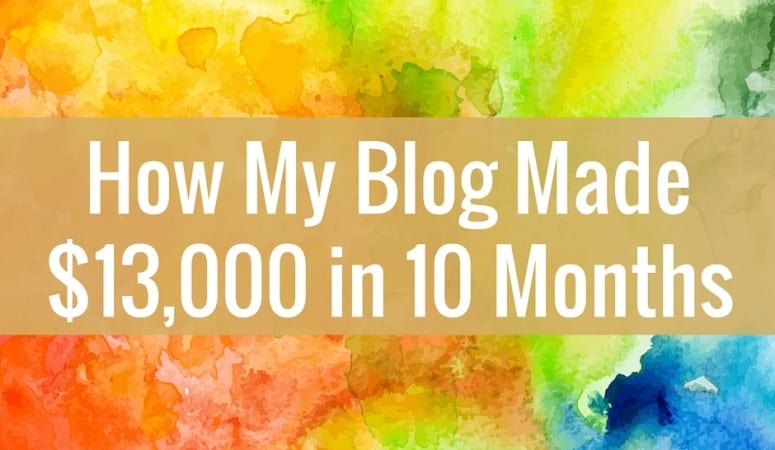 Elite Blog Academy: How I Made $13,000 as a New Blogger