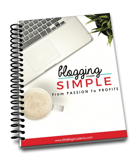Elite Blog Academy Bonus: Blogging Made Simple