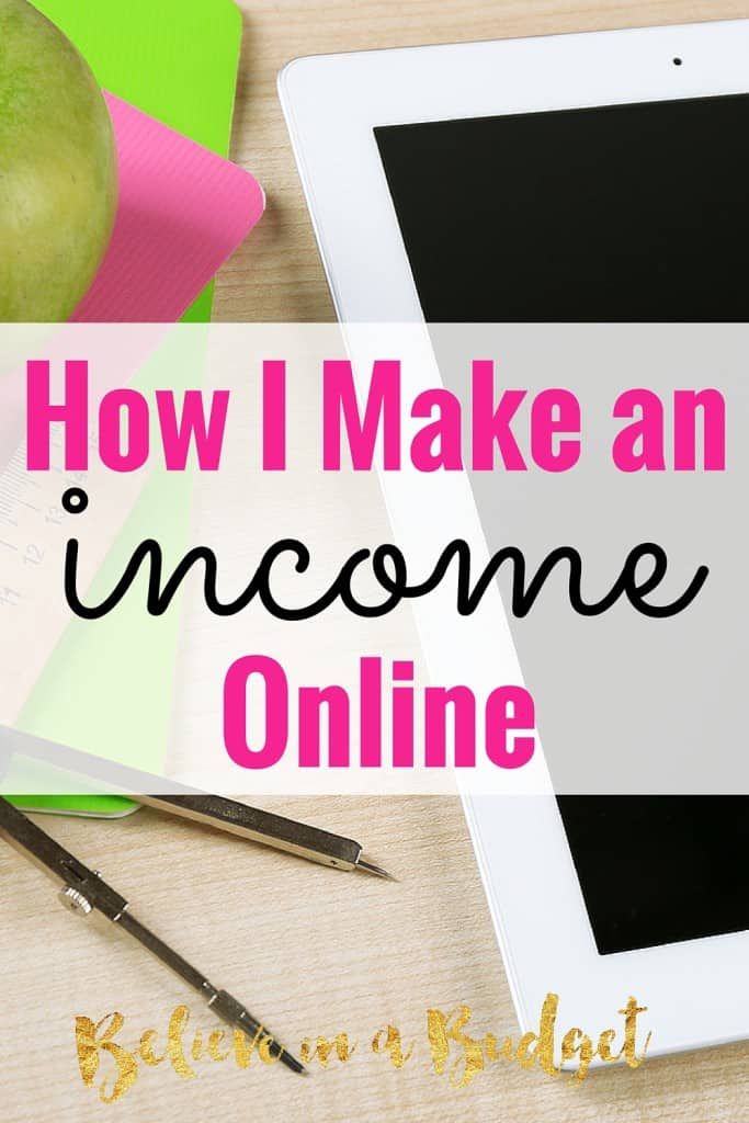 Each month I share how I side hustle and make a living online. I share every way I earn income - whether it's as an affiliate, freelancing. ads, etc. I also share how much of my budget goes towards by business expenses. This is my 11th online income report!