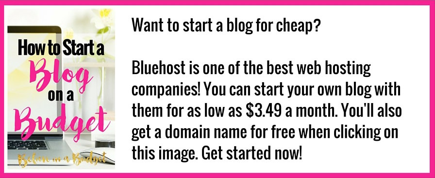 Blog for Cheap