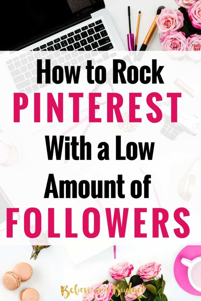 Pinterest case study: Each month over 90% of my blog traffic comes directly from Pinterest. Last month I had over 200,000 page views from Pinterest. I don't pay for promoted pins either and have a really small amount of Pinterest followers - under 3,000 followers. Learn these 3 ways I drive traffic to my blog each month from Pinterest!