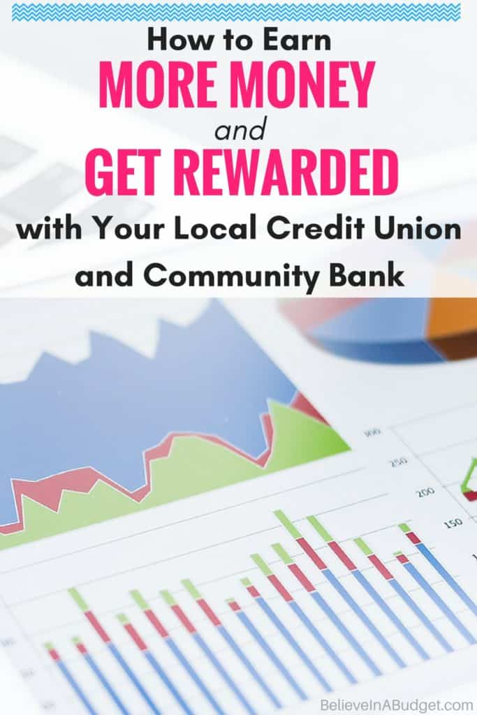 When deciding where to open a bank account, consider using a community bank or credit union. Usually when you bank locally, you are able to get more rewards and have less fees. Here's a list of benefits you can get from your community bank and credit unions!