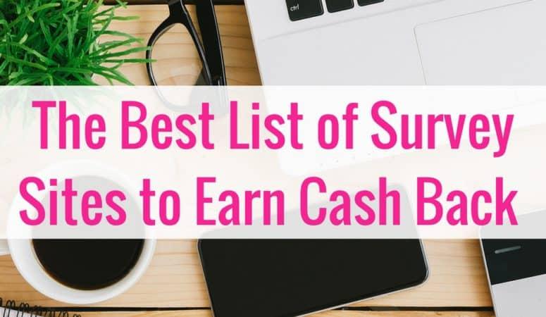 How to Take Surveys and Earn Cash From Home