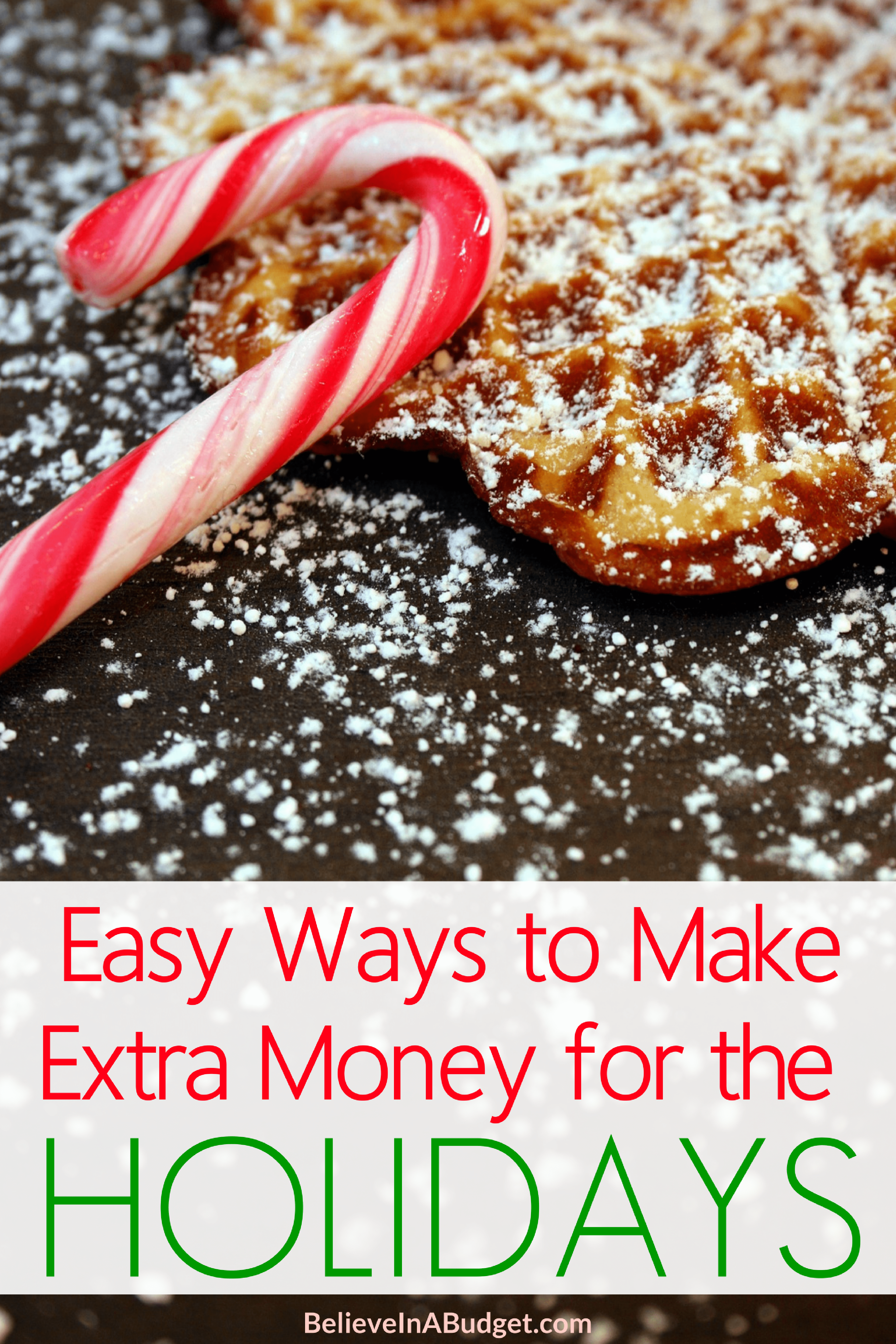 These are easy ways to make extra money during the holidays | How to make extra income | Side hustle