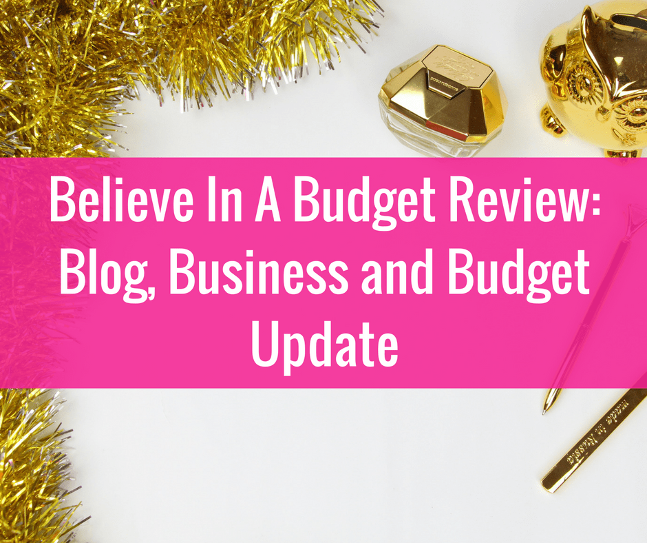 Believe In A Budget Review