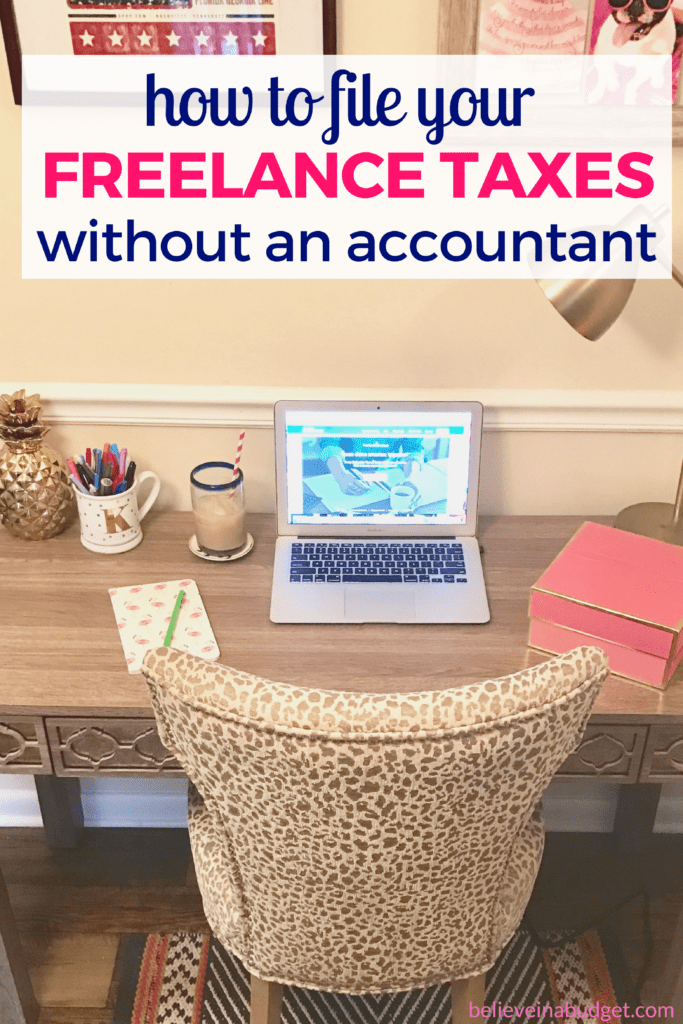 As a freelancer or if you are self-employed, it can be scary the first year you are filing your taxes! Here are some tips and tools to help you file your taxes online with TurboTax! This is perfect for people who want to file their own taxes and not use an accountant!