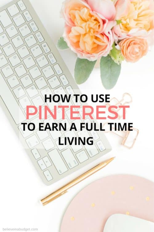 Become a Pinterest virtual assistant and start a side hustle! A Pinterest virtual assistant is a great way to earn extra income and start a new online career!