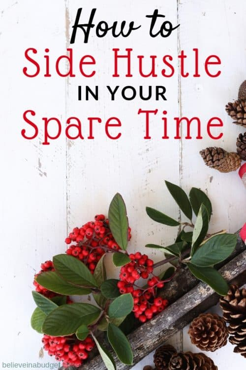 Starting a side hustle is a great way to earn extra income to pay for holiday spending. Here's how I saved $4,500 in one year from side hustling in my spare time.