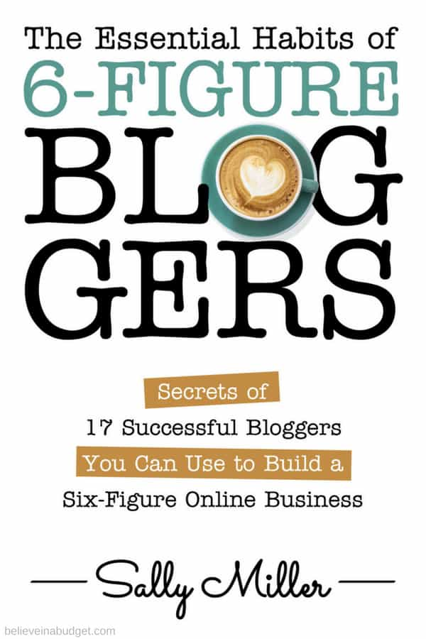 Learn how these bloggers earn six figures with their blogs! This book is perfect for new or intermediate bloggers looking to make money blogging online.