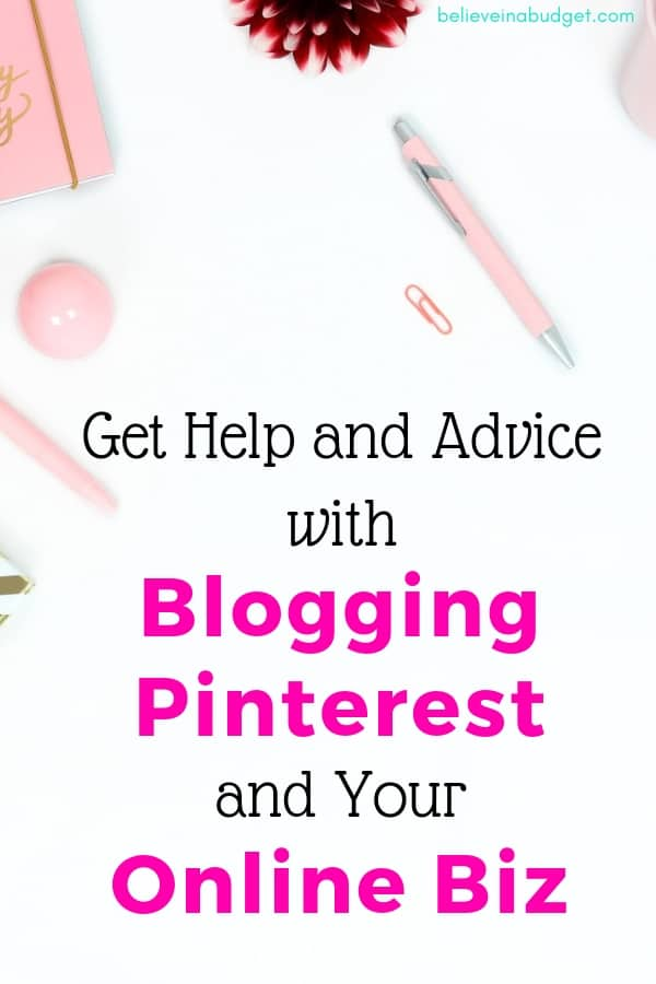 Ready to monetize your website and blog? Get all your questions answered and learn how to blog for profit, Pinterest tips and how to run your online business so it makes more money.