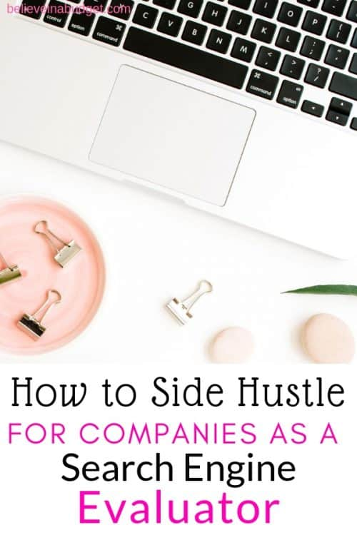 How to side hustle as a search engine evaluator and get paid!