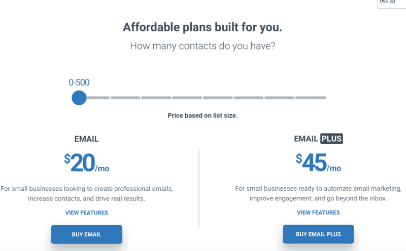 Constant Contact Review: How to Grow Your Email List