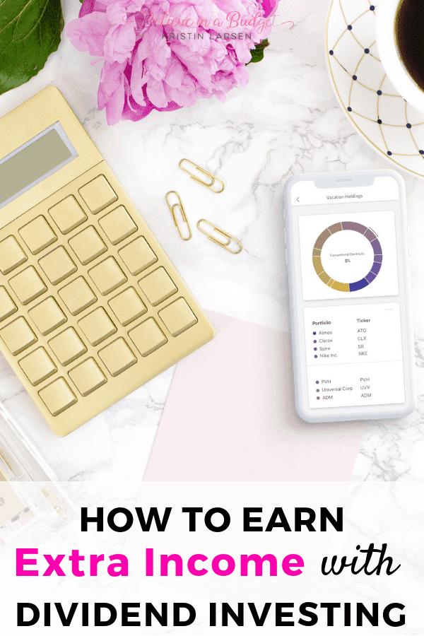 Dividend investing is a smart and easy way to earn extra income each month. Learn how this method of passive income will help you save money!