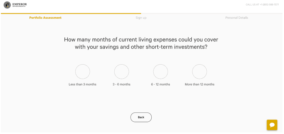 Emperor Investments Portfolio Assessment for Dividend Investing
