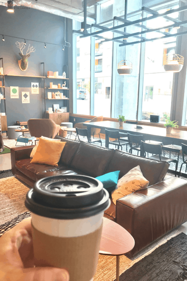 Workcation at the Moxy Hotel with Believe In A Budget